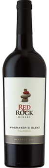Red Rock Winery Winemaker's Blend 2012