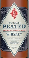 Westland Distillery Peated American Single Malt Whiskey