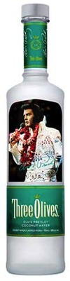 Three Olives Elvis Presley Coconut Water Vodka