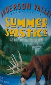 Anderson Valley Brewing Summer Solstice
