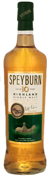 Speyburn Single Malt Scotch Whisky 10 year old