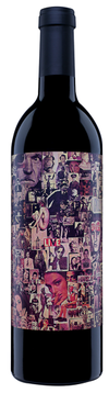 Orin Swift Abstract Red 2013