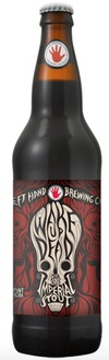 Left Hand Brewing Wake Up Dead Imperial Stout