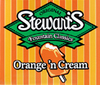 Stewart's Orange N' Cream Soda