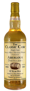 Aberlour The Classic Cask Single Malt Scotch Whisky 12 year old