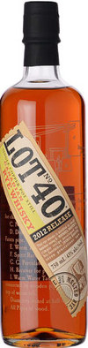 Lot No. 40 Rye Whiskey