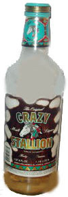 Crazy Stallion Malt Liquor