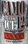 Camo Brewing Company Silver Ice