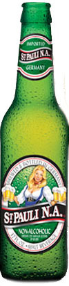 St. Pauli Girl Non Alcoholic Beer