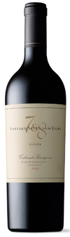 Vineyard 7 & 8 Estate Cabernet Sauvignon