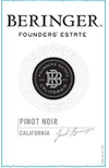 Beringer Founders' Estate Pinot Noir 2013