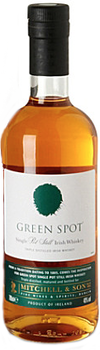 Mitchell and Son Green Spot Single Pot Still Irish Whiskey 12 year old