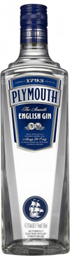 Plymouth English Gin 1973