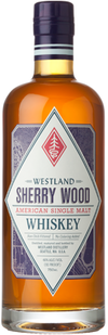 Westland Distillery Sherry Wood American Single Malt Whiskey