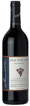 Marietta Old Vine Lot 62 Red