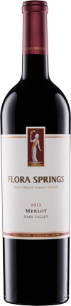 Flora Springs Napa Valley Merlot 2013