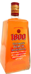 1800 Tequila Ultimate Peach Margarita
