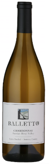Balletto Estate Chardonnay 2013
