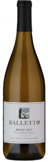 Balletto Pinot Gris 2013
