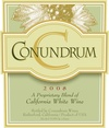 Conundrum California White Table Wine 2013