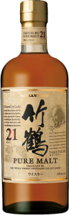Nikka Pure Malt Taketsuru Whisky 21 year old