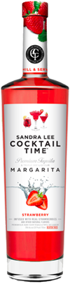 Sandra Lee Cocktail Time Strawberry Margarita