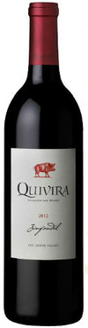 Quivira Dry Creek Valley Zinfandel 2012