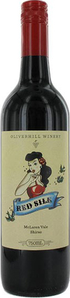Oliverhill Winery Red Silk Shiraz 2013