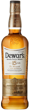 Dewar's Blended Scotch Whisky 15 year old