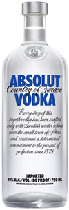 Absolut Vodka 80 Proof
