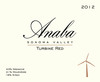 Anaba Turbine Red 2012