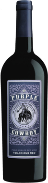 Purple Cowboy Tenacious Red 2013