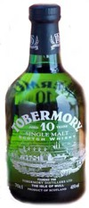 Tobermory Distillery Single Malt Scotch Whisky 10 year old