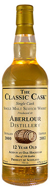 Highland Park Classic Cask Single Malt Scotch Whisky 12 year old