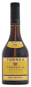 Torres Gran Reserva Imperial Brandy With Snifter 10 year old