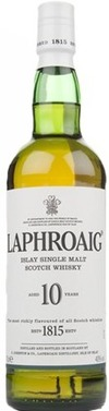 Laphroaig Islay Single Malt Scotch Whisky 10 year old