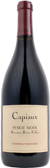 Capiaux Widdoes Vineyard Pinot Noir 2013