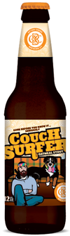 Otter Creek Brewing Couch Surfer Oatmeal Stout