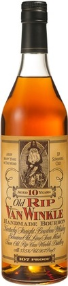 Old Rip Van Winkle Distillery Pappy Van Winkle's Family Reserve Bourbon 10 year old