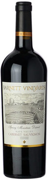 Barnett Vineyards Cabernet Sauvignon 2013