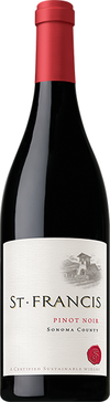 St. Francis Sonoma County Pinot Noir 2014