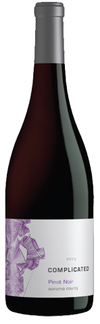 Complicated Pinot Noir 2014