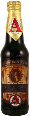 Avery Brewing Co. Uncle Jacob's Bourbon Barrel Stout