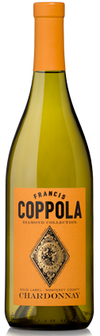 Francis Ford Coppola Diamond Series Gold Label Chardonnay 2015