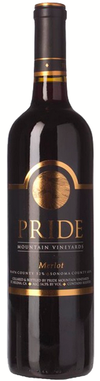 Pride Mountain Vineyards Merlot 2013