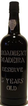 Broadbent Madeira Reserve 5 year old
