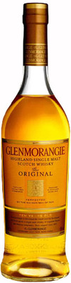 Glenmorangie The Original Single Malt Scotch Whisky 10 year old