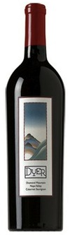 Dyer Diamond Mountain District Cabernet Sauvignon 2012