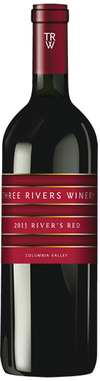 Three Rivers Winery River's Red 2013