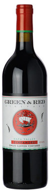 Green & Red Vineyard Chiles Canyon Vineyards Zinfandel 2013